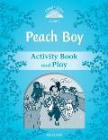 Peach Boy. Activity Book & Play