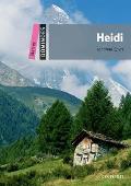Dominoes: Heidi: Starter Level: 250-Word Vocabulary