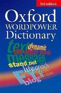Oxford Wordpower Dictionary English. Wörterbuch. New Edition