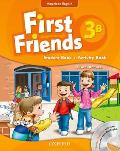 First Friends (American English) 3. Student Book / Workbook B and Audio Cd Pack