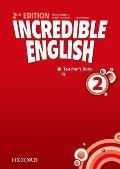 Incredible English 4: Teacher's Book