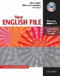 English File. Elementary. New Edition. Student's Book, Workbook With Key Und Cd-extra