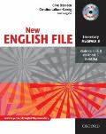 English File. New Edition. Elementary. Student's Book, Workbook With Key Und Cd-extra