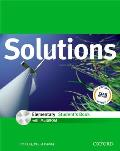 Solutions Elementary: Student's Book With Multirom Pack