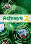 Achieve 2nd Edition 2: Student Book, Workbook and Skills Book