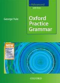 Oxford Practice Grammar Advanced With Key Practice Boost CD ROM Pack