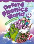 Oxford Phonics World 4 Student's Book With Multirom