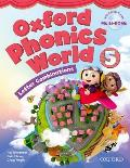 Oxford Phonics World 5 Student's Book With Multirom