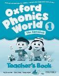Oxford Phonics World: Level 1: Teacher's Book