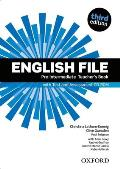 English File: Pre-intermediate: Teacher's Book With Test and Assessment CD-rom