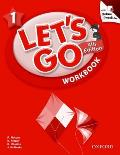Let's Go 1: Workbook With Online Practice Pack