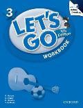 Let's Go 3. Workbook With Online Practice Pack