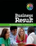 Business Result Dvd Edition: Pre-intermediate: Student's Book Pack With Dvd-rom