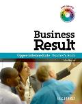 Business Result Dvd Edition: Upper-intermediate: Teacher's Book Pack