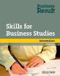 Business Result: Intermediate Skills for Business Studies