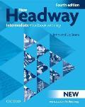New Headway English Course Intermediate. Workbook With Key