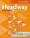 New Headway: Pre-intermediate: Workbook + Ichecker Without Key