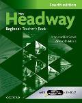 New Headway: Beginner: Teacher's Book + Teacher's Resource Disc