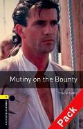 Oxford Bookworms Library: Stage 1: Mutiny on the Bounty