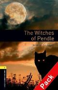 Oxford Bookworms Library: Stage 1: the Witches of Pendle Audio CD Pack