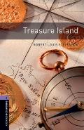 Oxford Bookworms Library: Stage 4: Treasure Island1400 Headwords