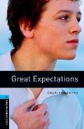 Oxford Bookworms Library: Stage 5: Great Expectations1800 Headwords