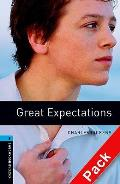 Oxford Bookworms Library: Stage 5: Great Expectations Audio CD Pack
