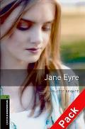 Oxford Bookworms Library: Stage 6: Jane Eyre Audio CD Pack