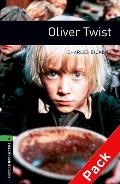 Oxford Bookworms Library: Stage 6: Oliver Twist Audio CD Pack