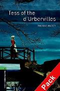 Oxford Bookworms Library: Stage 6: Tess of the D'urbervilles Audio CD Pack
