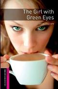 Oxford Bookworms Library: Starter Level: The Girl with Green Eyes