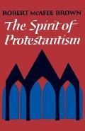 The Spirit of Protestantism