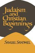 Judaism & Christian Beginnings