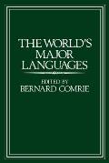 Worlds Major Languages