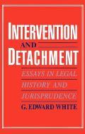 Intervention and Detachment