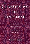 Classifying the Universe