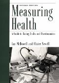 Measuring Health A Guide To Rating Scales & Qu