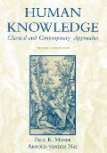 Human Knowledge Classical & Contemporary Approaches