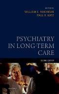 Psychiatry in Long-Term Care