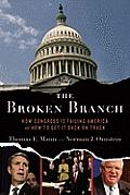Broken Branch How Congress Is Failing Am