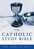 Bible NAB Catholic Study 2nd Edition
