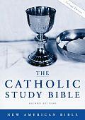 Bible NAB Catholic Study Second Edition