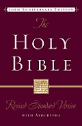 Bible Rsv Apocrypha 50th Anniversary