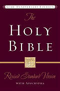 Bible Rsv Black Apocrypha