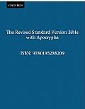 Bible Rsv Apocrypha 50th Edition