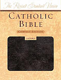 Bible Rsv Brown Compact Edition