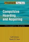 Compulsive Hoarding & Acquiring Therapist Guide