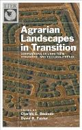 Agrarian Landscapes in Transition