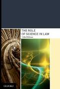 Role of Science in Law