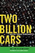 Two Billion Cars Driving Toward Sustainability